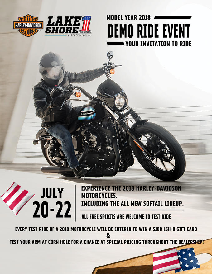 you must have your motorcycle license to participate only one entry per person