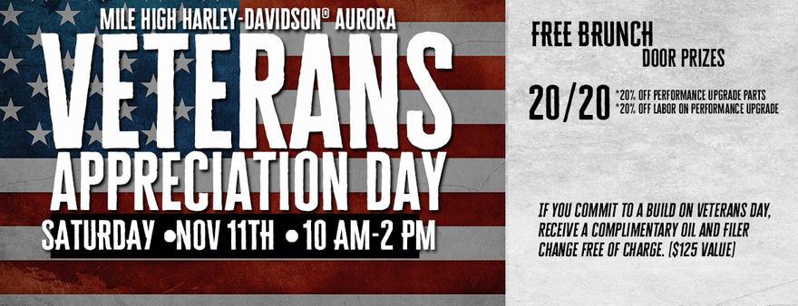 Event Calendar Mile High Harley Davidson Aurora Colorado