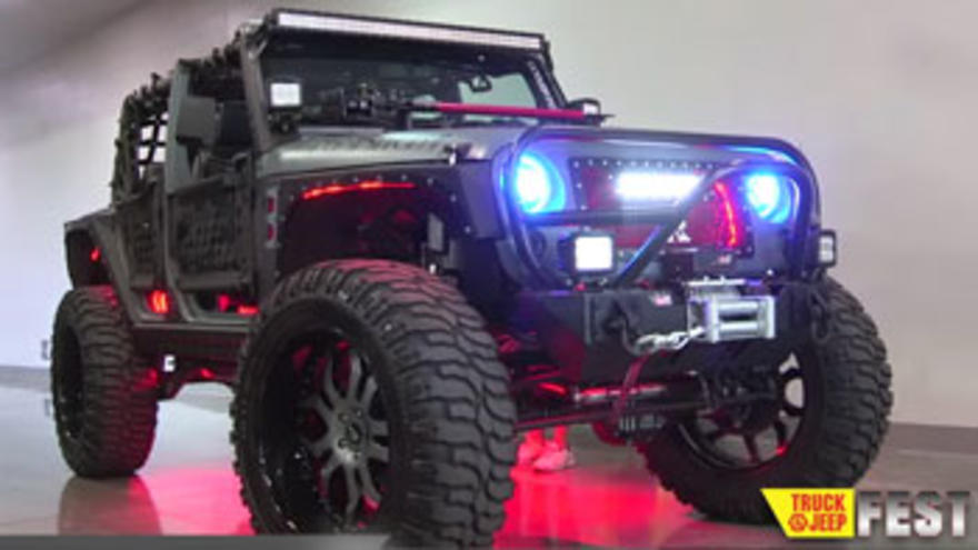 At The 4 Wheel Parts Truck U0026 Jeep Fest Youu0027ll Find Custom Trucks And Jeeps,  Product Demonstrations, Factory Direct Pricing And Amazing Giveaways.