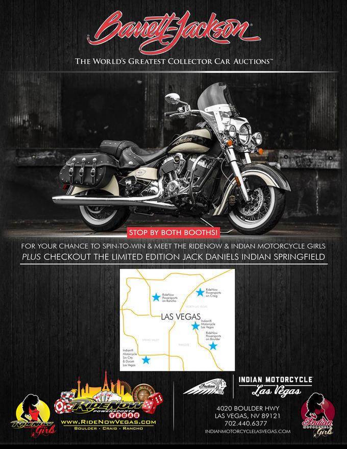 Event Calendar | RideNow Vegas | Las Vegas Nevada