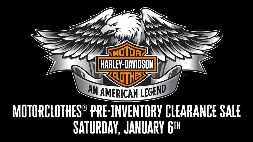 save up to 75 off select discontinued end of season merchandise happy new year from paradise harley davidson