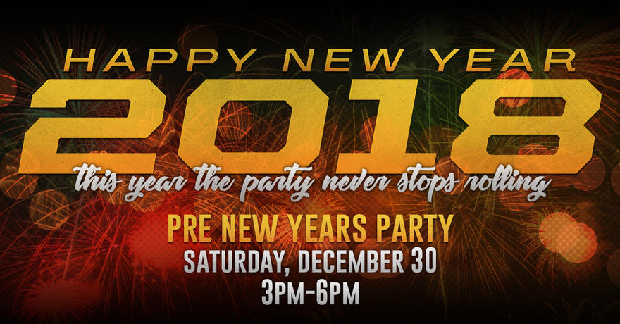 join jl harley davidson for our pre new years eve celebration and party we will have live music here at the dealership and free beverages