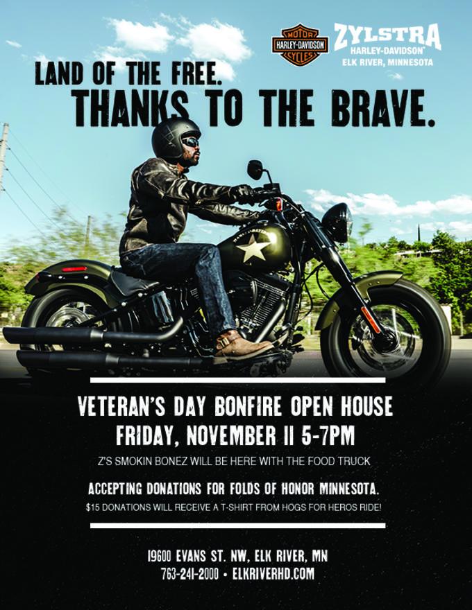 Event Calendar | Zylstra Harley-Davidson® | Elk River Minnesota