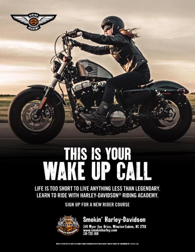 Calendar Events | Smokin' Harley-Davidson® | Winston-Salem