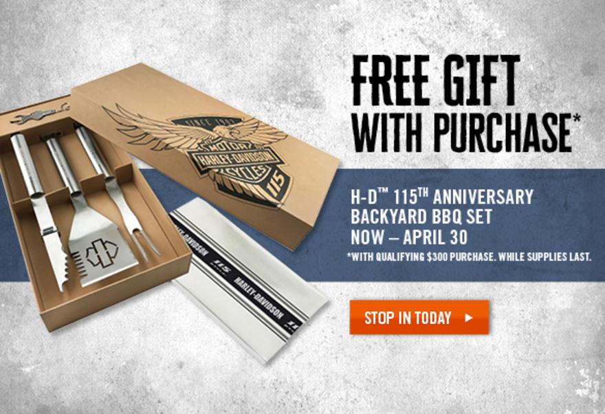 Event Calendar | Buckminn\'s D&D Harley-Davidson® | Xenia Ohio