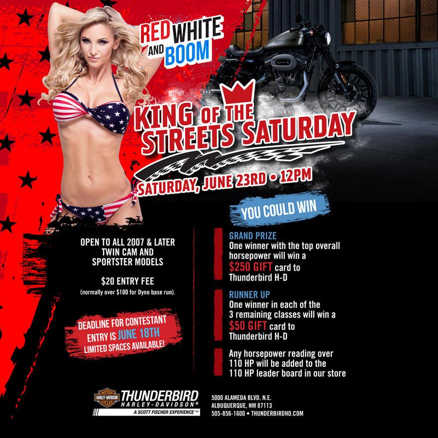 Calendar Events | Thunderbird Harley-Davidson® | Albuquerque New Mexico
