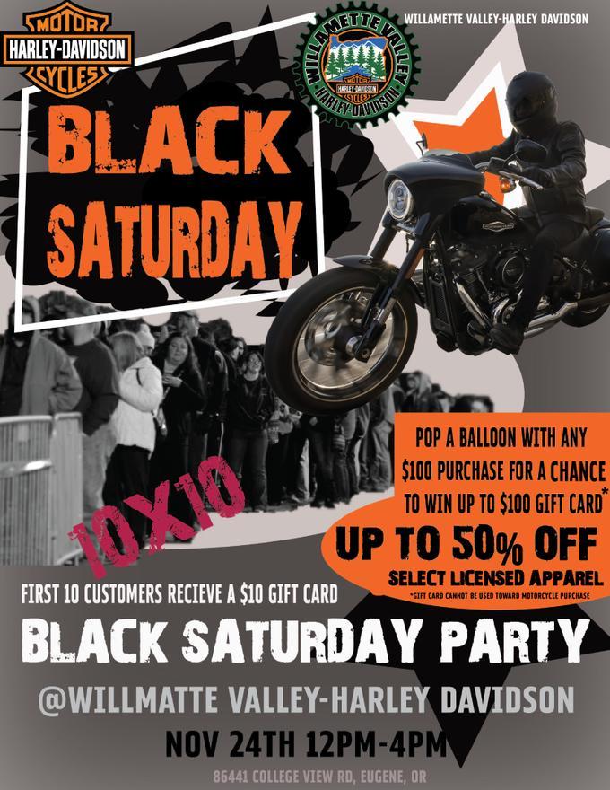 Event Calendar Eugene Or Willamette Valley Harley Davidson