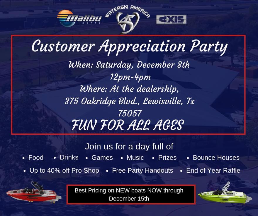 Event Calendar | Waterski America | Lewisville Texas