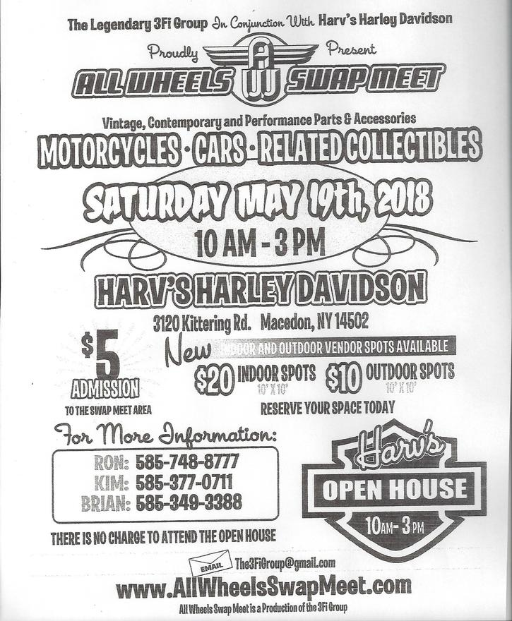 New Harley Line