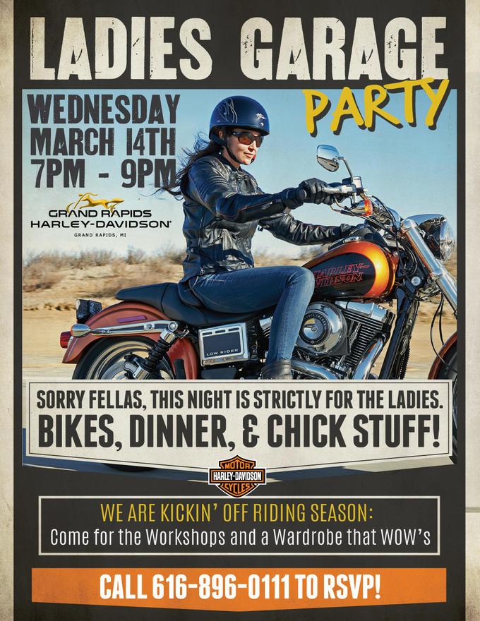 The Garage Grand Rapids Halloween Party 2020 Event Calendar | Grand Rapids Harley Davidson® | Hudsonville Michigan