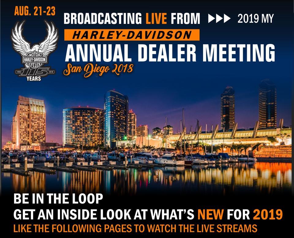 Calendar Events | Brandon Harley-Davidson® Shop | Tampa Florida